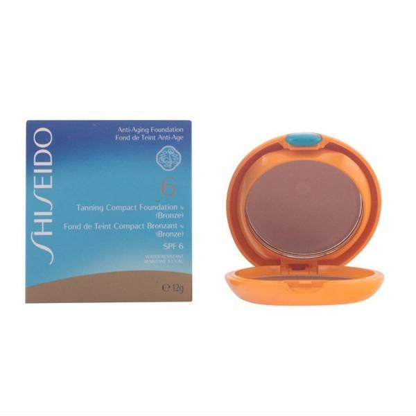 Shiseido tanning compact-bronze spf6