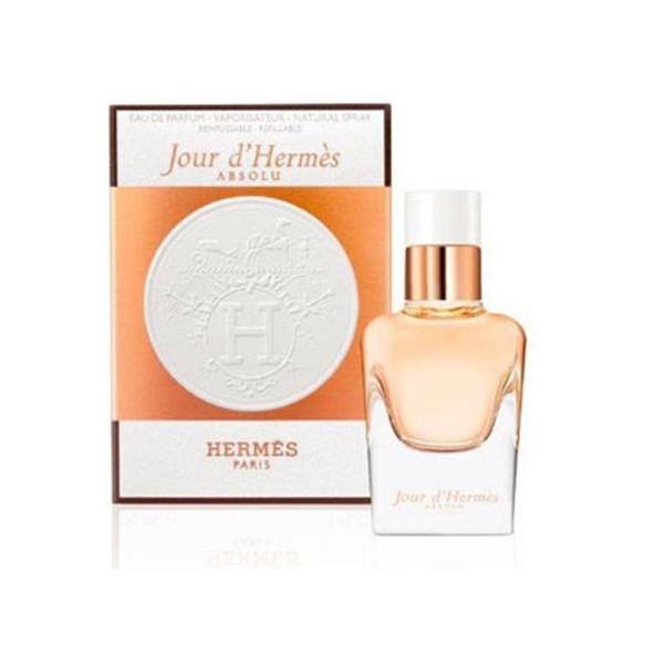Hermes paris jour absolue eau de parfum rellenable 50ml vaporizador