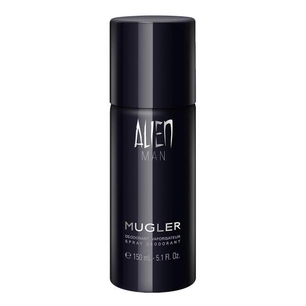 Thierry mugler alien man desodorante spray 150ml vaporizador