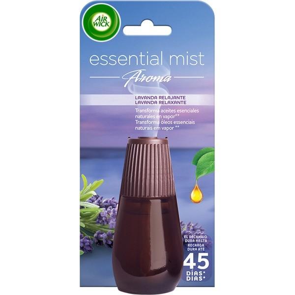Air Wick Ambientador Essential Mist Recambio Lavanda
