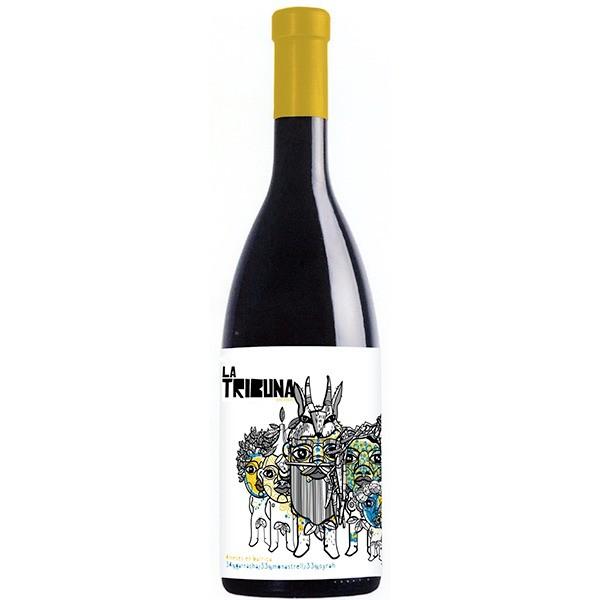 La Tribuna vino tinto