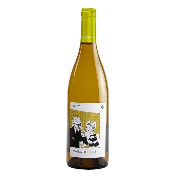 Angosto Blanco vino blanco