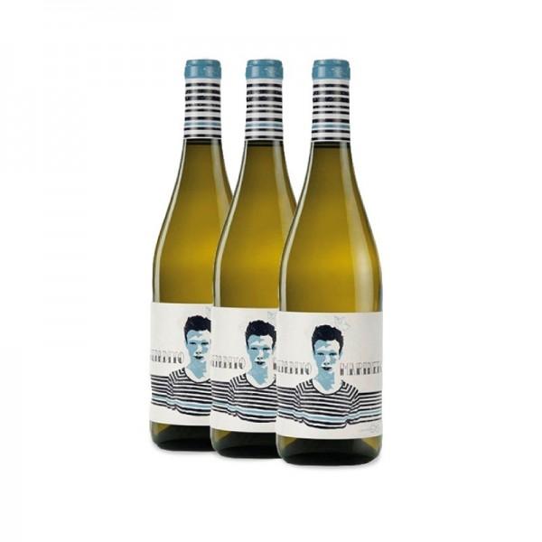 Soldadito Marinero pack de 3 unidades vino blanco