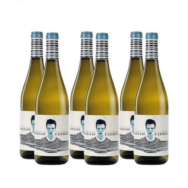 Soldadito Marinero pack de 6 unidades vino blanco