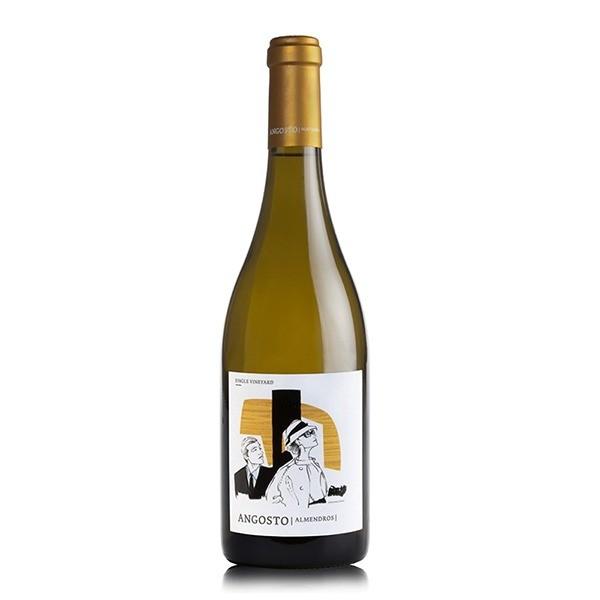 Almendros Blanco  vino blanco