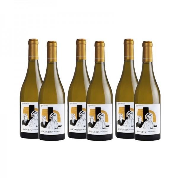 Almendros Blanco pack de 6 unidades vino blanco