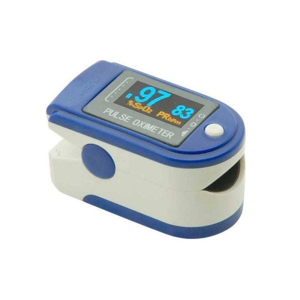 Sanitec solutions pulsioximetro dedo 1u