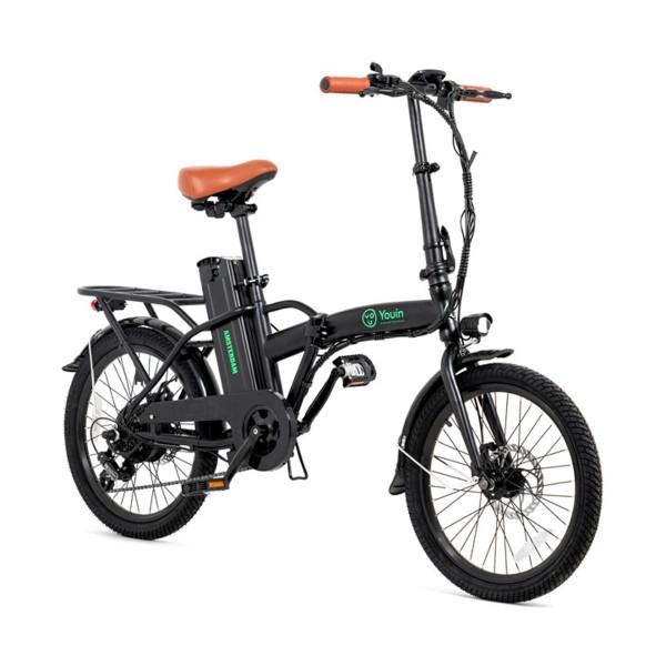 Youin you-ride amsterdam bicicleta eléctrica